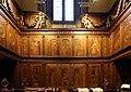 Giuliano da maiano, maso finiguerra, alesso baldovinetti e altri, tarsie della sagrestia delle messe, 1436-1468, 02.jpg