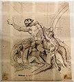 Giuseppe cades, la morte di ugolino e dei suoi figli in prigione, 1780-90 ca.jpg