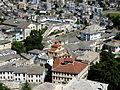 Gjirokastër Festung - Blick über die Stadt 2.jpg