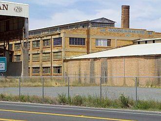 Gladding, McBean - Gladding, McBean factory in Lincoln, California.