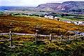 Glencolumbkille - Glen Head from viewpoint off R263 - geograph.org.uk - 1340519.jpg