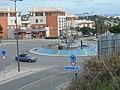 Globe Roundabout, Albufeira, 30 October 2015.JPG