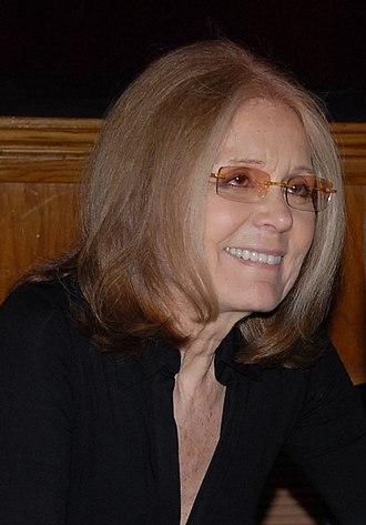 Gloria Steinem - Steinem at Brighton High School (Brighton, Colorado), in November 2008