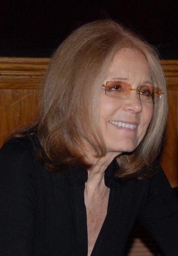 Gloria Steinem 2008