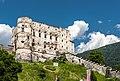 Gmuend Burgwiese 1 Burgruine alte Burg altes Schloss West-Ansicht 15062017 9465.jpg