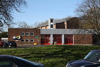 Godstone - Godstone Fire Station.