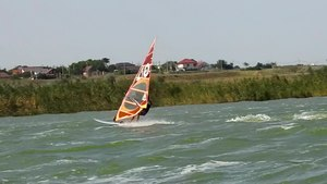 File:Good windsurfing spot in Mamaia, Romania..webm