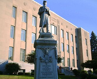 Goodhue County, Minnesota - Image: Goodhue County Courthouse MN2006 07 08