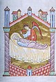 Gospel lectionnary from Salzburg - M780 f1v - Joseph the Carpenter.jpg