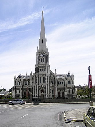 Dutch Reformed Church - Image: Graaff Reinet GR3