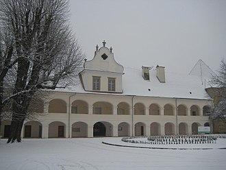 Murska Sobota - Rakičan-Batthyány Castle