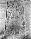 grafsteen in de zuid kooromgang - arnhem - 20024697 - rce