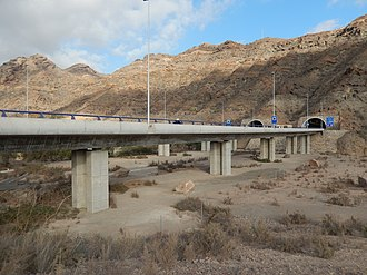 Gran Canaria - Autopistas in Gran Canaria provide rapid road transport around the coast
