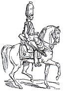 Granatiere a cavallo della Vecchia Guardia Adolphe de Chesnel bis