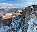 Grand Canyon National Park, Snow - December 24, 2012 0483P - Flickr - Grand Canyon NPS.jpg