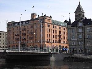 Elite grand hotel stockholm