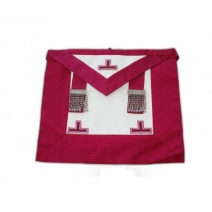 Steward (office) - Masonic regalia: the Grand Stewards apron