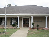 Grant Parish Sheriff's Office, Colfax, LA IMG 2405