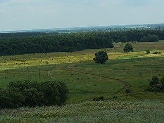 Grayvoronsky District - Agricultural land in Grayvoronsky District