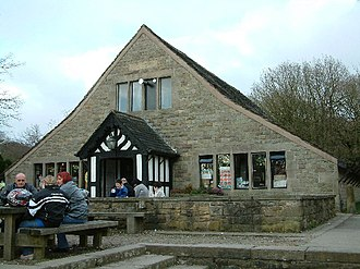 Listed buildings in Rivington - Image: Great House Barn geograph.org.uk 97628