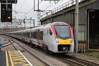 Great Eastern Main Line 133 mile major railway line of the British railway system