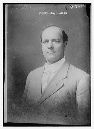 Perry Joseph Green - Green circa 1913