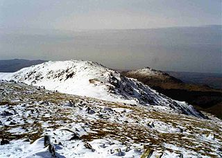 Grey Friar Fell in the Lake District, Cumbria, England