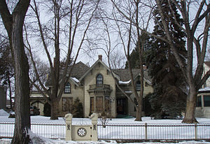 Morningside, Minnesota - The Jonathan Taylor Grimes House