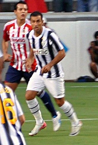 Fabio Quagliarella - Quagliarella playing for Juventus in 2011