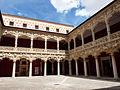 Guadalajara Palacio del Infantado courtyard II.jpg