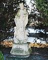 GuentherZ 2011-01-29 0010 Moosbrunn Statue Johannes Nepomuk.jpg