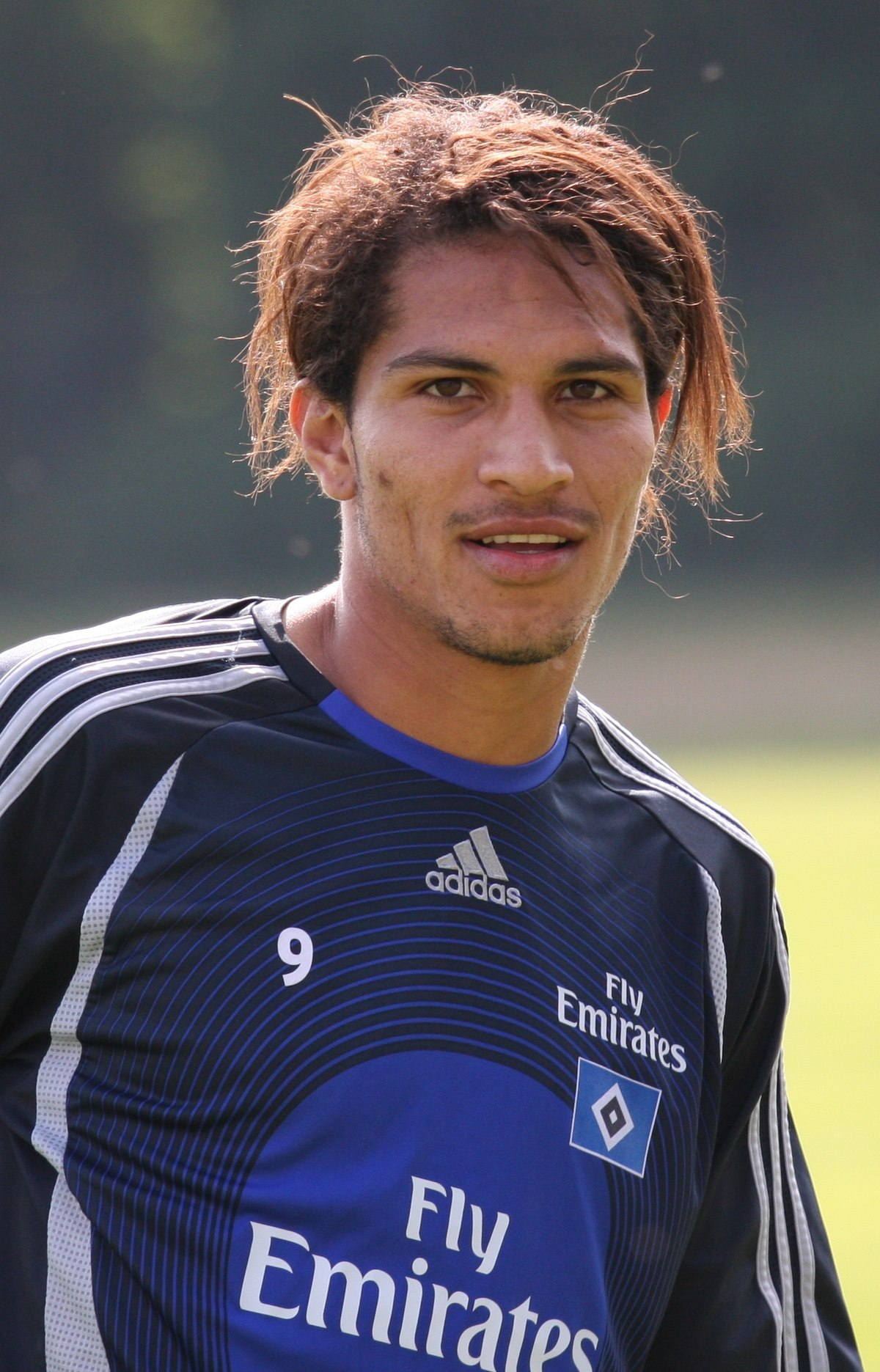paolo guerrero simple the free