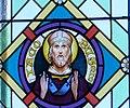 Gumpoldskirchen Pfarrkirche - Fenster 3 Jakobus minor.jpg