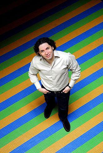 Gustavo Dudamel - Dudamel in 2012
