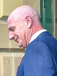 Peter Gutwein Australian politician, 46th Premier of Tasmania