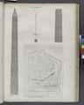 Héliopolis. 1. Plan des ruines et de l'enceinte de la ville; 2-4. Détails de l'obeslique (NYPL b14212718-1268194).tiff