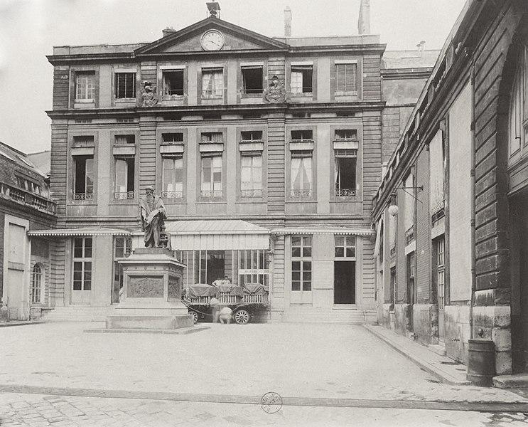 File H U00f4tel De Rohan  Paris  Entr U00e9e Au 87  Rue Vieille