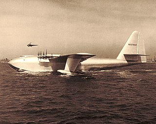 Hughes H-4 Hercules flying boat