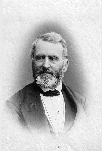 Heinrich Arnold Thaulow - Image: H.A.Thaulow 1