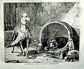 H. Harral. Le manteau et la laterne. 1859.jpg