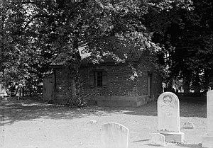 Vestry - St. George's Parish Vestry House built in 1766 at Perryman, Maryland
