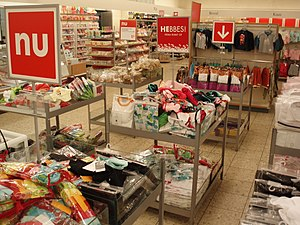 HEMA (store) - Inside a HEMA store