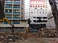 HK 堅尼地城 Kennedy Town 卑路乍街56 Belcher's Street construction site Dec-2011.jpg