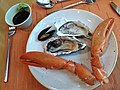 HK 旺角 Mong kok 朗豪坊 Langham Place 香港康得思酒店 Cordis Hotel buffet shell seafood November 2018 SSG 01.jpg