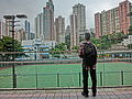 HK CWB HKCL 香港中央圖書館 terrace visitor view Moreton Terrace Playground Nov-2013.JPG