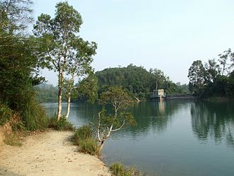 Kowloon Group of Reservoirs - Kowloon Reception Reservoir