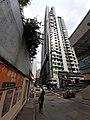 HK SYP Sai Ying Pun 第一街 First Street 正街 33 Centre Street 雅賢居 Elite Court facade September 2020 SS2 01.jpg