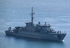 "HMAS ""Diamantina"""