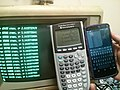 HP86 calculating pi (17798360743).jpg