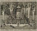 HUA-28790-Afbeelding van het vuurwerk in de Hofvijver in Den Haag op 14 juni 1713 ter gelegenheid van het sluiten van de Vrede van Utrecht.jpg